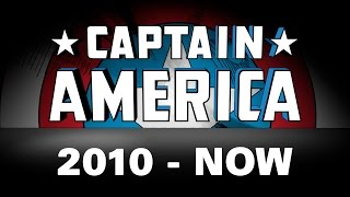 2010 to Now - Every Captain America Ever Part 5