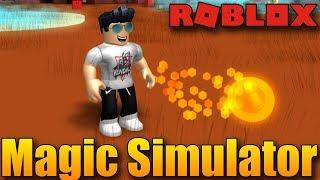 JSEM KOUZELNÍK!😂 | ROBLOX: Magic Simulator