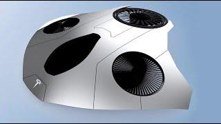 Tesla CyberJet 🛸How Elon's Electric VTOL Jet Will Change Flying w/ Matt Joyce