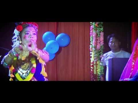 Namrata Sinha And Sukanya Sinha Culture Dance