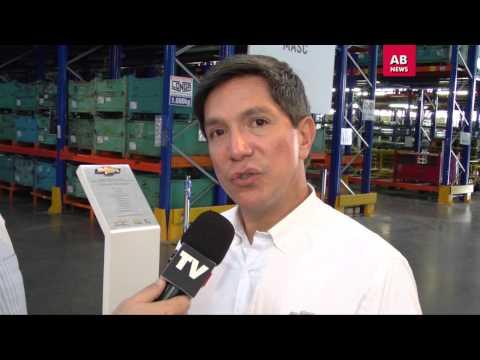 GM investe para modernizar fábrica de São Caetano