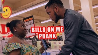 Bill on me prank (Zfancy)