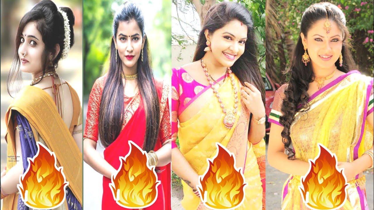 Download Marathi Tik Tok Video || Tik Tok marathi video ||marathimulgi || Marathi Mulgi | marathi princess 01