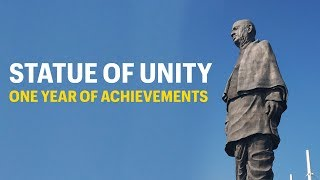 Statue of Unity: World's tallest statue in India completes a year; top facts