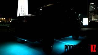 Светодиодная подсветка днища автомобиля. Пример использования светодиодной ленты от PODSVETKA.KZ(Скучно быть частью безликого потока машин? Есть простое и доступное решение! Специальная, водозащищенная..., 2013-05-29T16:32:45.000Z)