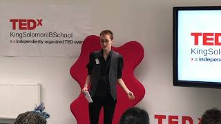 Whose job is it to challenge transphobia?   Beckett Hamilton   TEDxKingSolomonIBSchool