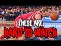 The 12 Most HUMILIATING Moments in NBA History!