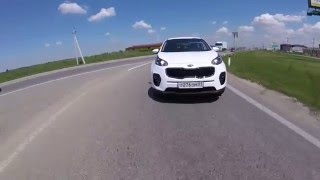 видео Цвета кузова Киа Спортейдж (Kia Sportage) 2014 года