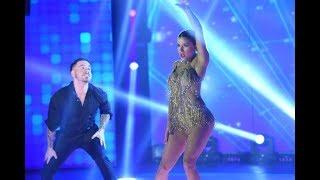 ¡Fede Bal y Laurita Fernández brillaron en el Cha cha pop! thumbnail