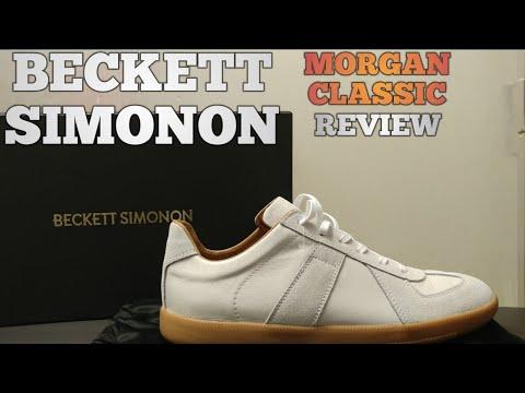 Beckett Simonon Morgan Classic Review / The Best Summertime Sneaker
