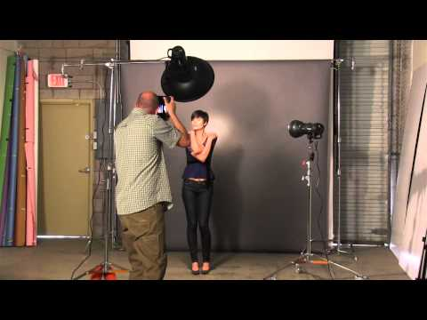 Sculpting Shadows with the Profoto Beauty Dish