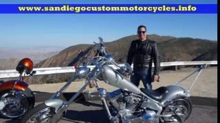 Texas Chopper Motorcycles -  www.sandiegocustommotorcycles.info