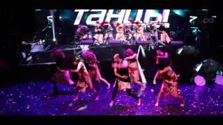 Шоу-балет Rush-style и участники шоу