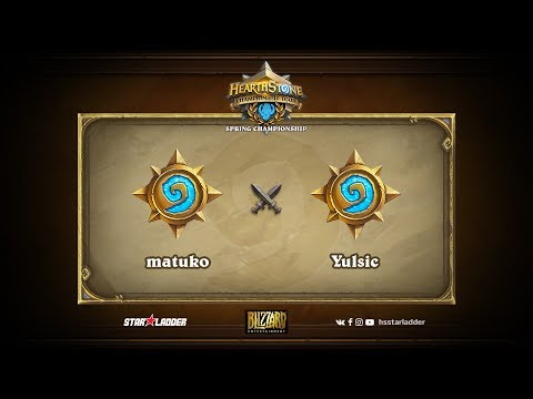 matuko vs Yulsic | 2017 HCT Asia-Pacific Spring Playoffs (03.06.2017)