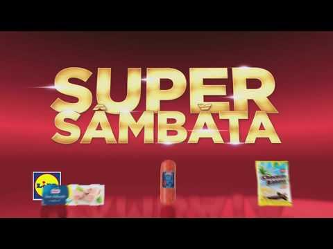 Super Sambata la Lidl • 3 Martie 2018