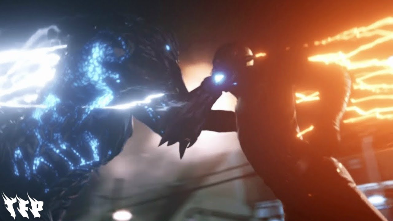 The Flash Vs Savitar All Fights Youtube