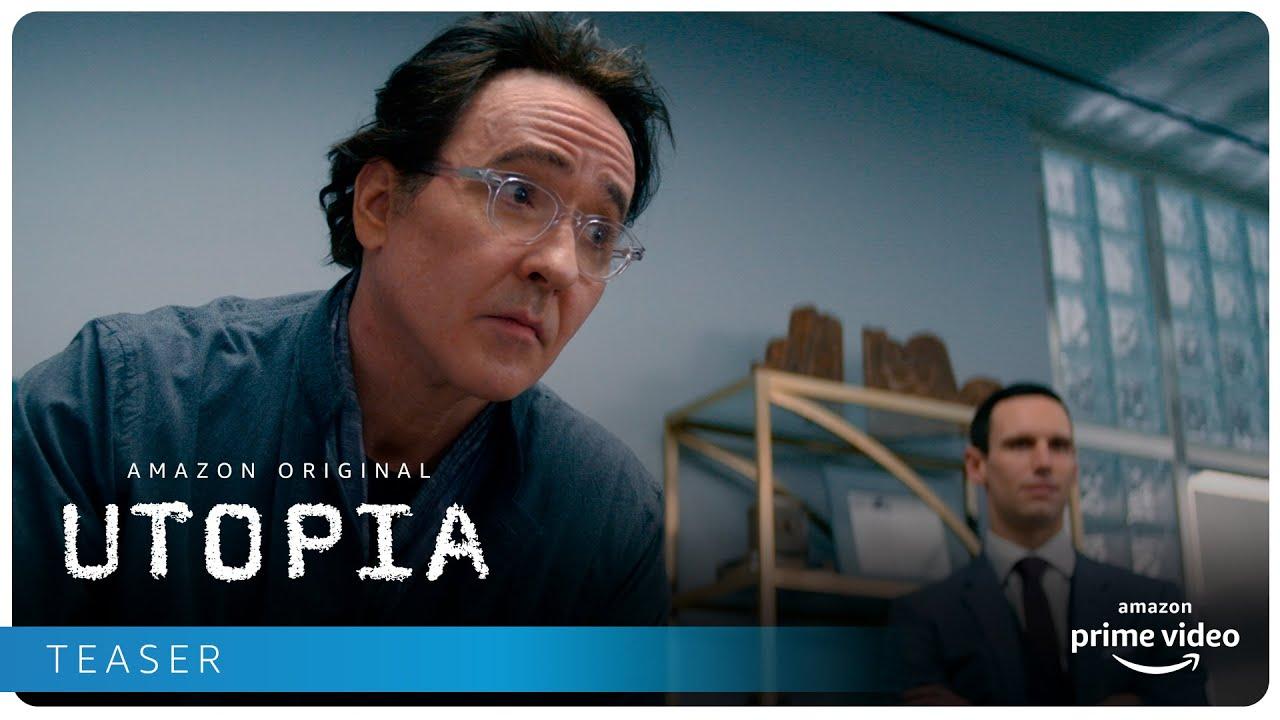Utopia - Teaser | Amazon Prime Video