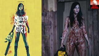 Naked Zombie Girl - Review - (Hectic Films)