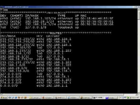 How to spoof IP address using NMap