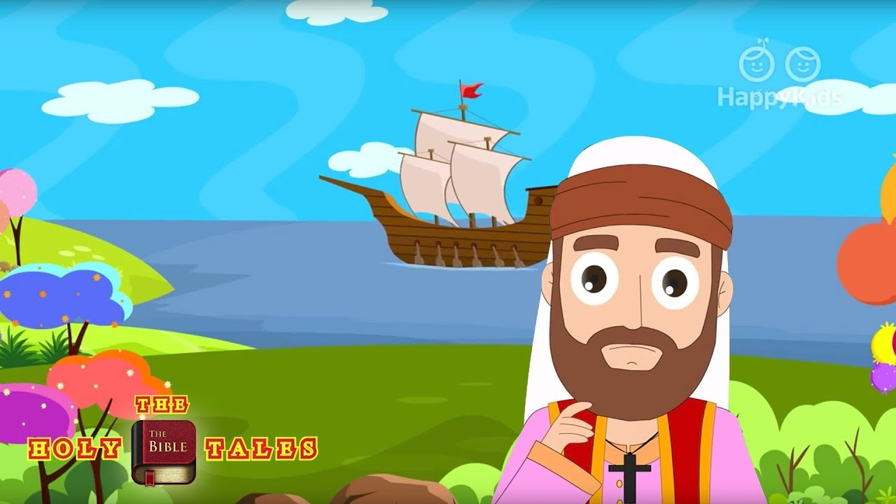 Paul Says Goodbye - Bible Stories For Children
