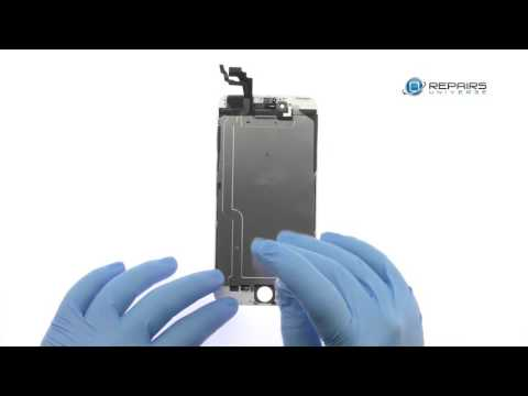 IPhone 6 Plus LCD And Touch Screen Replacement - RepairsUniverse