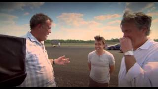 Top gear , BMW vs GTR vs Bentley .