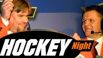Mika Saukkonen & Timo Jutila | Hockey Night (NHL-versio)