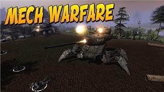 MURICAN MECH WARFARE?! - Men of War Monday!
