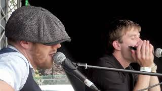 Liam Ward & Benjamin Bassford @North Wales Blues & Soul Festival 2018