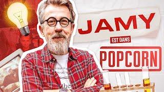 """""""La curiosité est un joli défaut"""" : Jamy dans Popcorn !"""