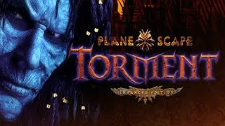 Planescape Torment Enhanced Edition Gameplay (PC)