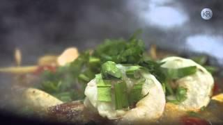 Kata Rocks' Thai Cooking Class: Tom Yum Gung Soup