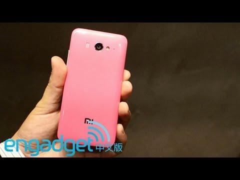 小米手機2S 台灣版動手玩(Xiaomi 2S Hands-on)| Engadget 中文版