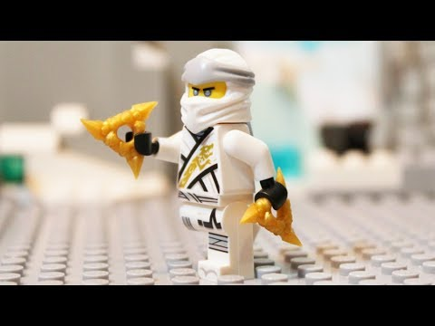 LEGO Ninjago An Unnatural Legacy - Episode 4: Confronting The Unknown