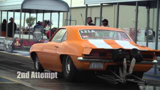 Doug Cline: First All-Metal Car To Average 6-sec. at Drag Week 2014?