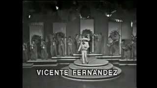 Vicente Fernandez El rey En vivo
