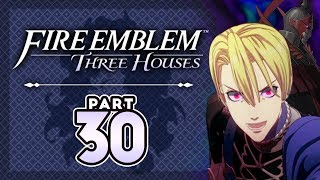 """Part 30: Let's Play Fire Emblem, Three Houses, Blue Lions, New Game+ - """"The Big Reveal"""""""