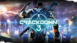 CRACKDOWN 3 - O Início de Gameplay da Campanha, em Português PT-BR!