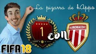 AS MONACO | EL MEJOR COMIENZO | FIFA 18 MODO CARRERA | OJEO TOP EQUIPOS | ROAD TO PRIMERA