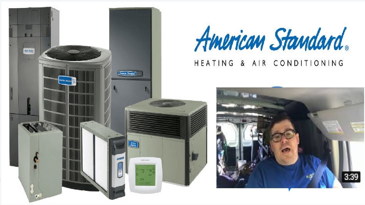 American Standard heat pumps - Ranked #1!