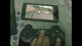 Xiaomi Redmi Note and Redmi 1s Connect Wireless PS3 Controller without PC