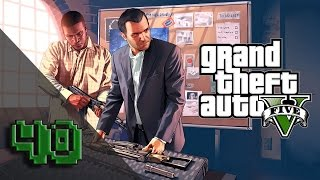 GTA V ( 5 ) - PC Walkthrough - Part 40 (100% Completion on all Story missions + Strangers & Freaks)
