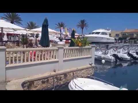 Cala n Bosch and Ciutadella, Menorca