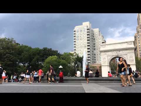 Washington Square Park - New York City New York