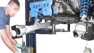 Reflex XP1K installation manual step by step