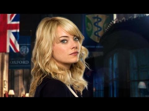 Emma Stone Talks Gwen Stacy Death Rumors - YouTube