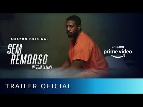 Sem Remorso | Trailer Final Oficial | Amazon Prime Video