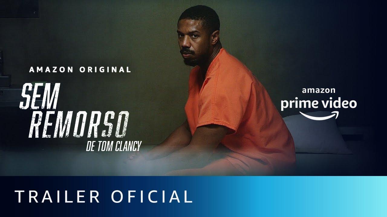 Sem Remorso   Trailer Final Oficial   Amazon Prime Video