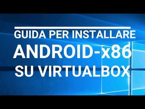 Come installare Android Oreo su Windows con VirtualBox