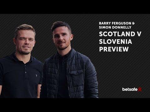Slovenia v Scotland Preview